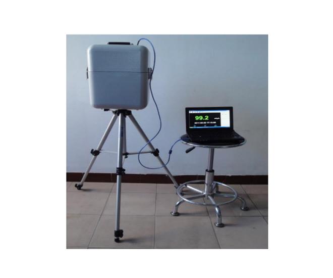 環境級高氣壓電離室監測儀